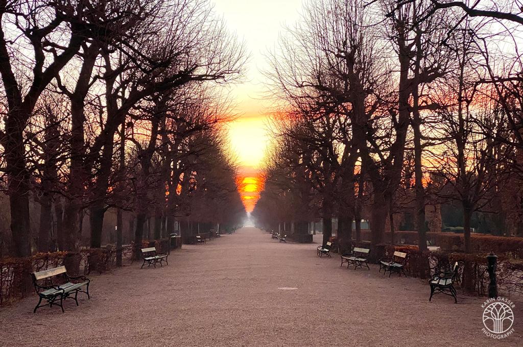 Wien, Schönbrunner Schlosspark